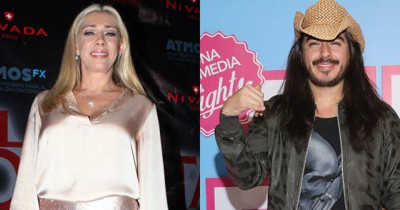 """Cynthia Klitbo presume su amorío con """"Rey Grupero"""", 20 años menor que ella. Foto; Getty Images"""