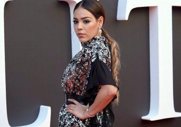 Danna Paola impacta con su nuevo cambio de look. Foto: Getty Images