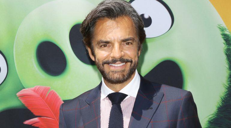 Eugenio Derbez se disfrazaba para poder ver a uno de sus hijos. Foto: Getty Images