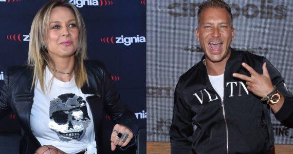 Por culpa de Pepillo, Fey tronó su romance con Salvador Zerboni. Foto: Getty Images