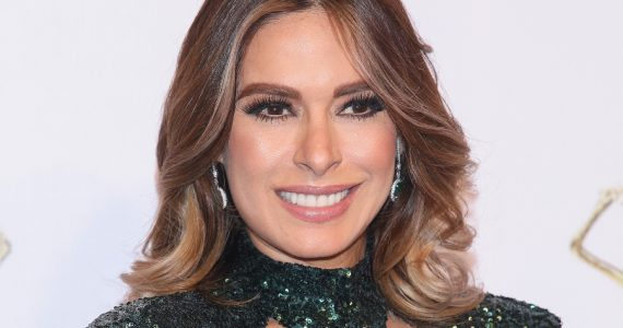 Galilea Montijo se muere por besar a estas dos famosas actrices. Foto: Getty Images