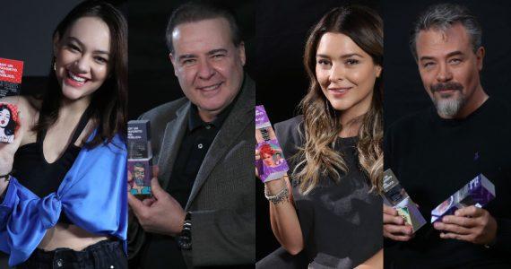 Ellos son los más guapos y más guapas de los Premios Favoritos del Público. Foto: José Luis Ramos