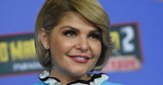 Itatí Cantoral presenta a su nuevo amor ¡FOTO!. Foto: Getty Images