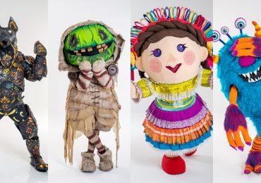 Ellos son las celebridades de ¿Quién es la máscara 2020?. Foto: Televisa