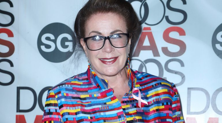 Laura Zapata sufre la muerte de un ser querido. Foto: Getty Images