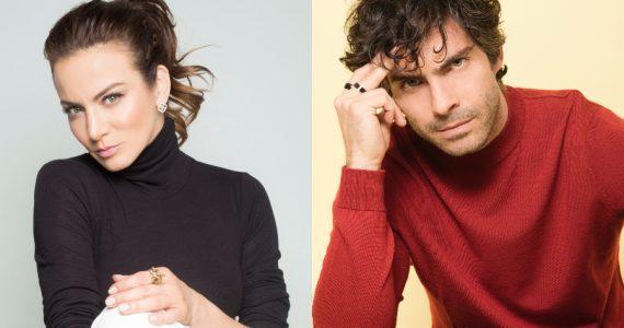 """Este es el elenco de """"La suerte de Loli"""" de Silvia Navarro y Osvaldo Benavides. Foto: Cortesía Telemundo"""
