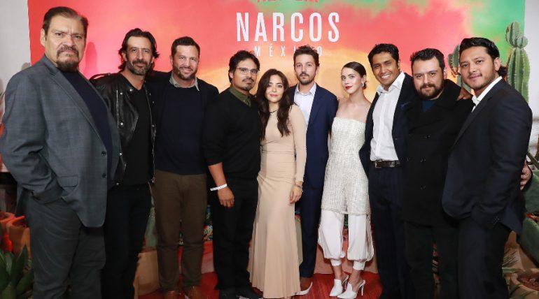 """Narcos: México"" tendrá tercera temporada. Foto: Getty Images"