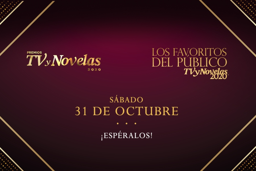 transmision en vivo en linea de los premios tvynovelas 2020