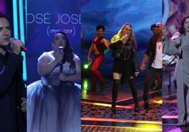 Los shows musicales que deslumbraron los Premios TVyNovelas ¡FOTOS!. Foto: José Luis Ramos