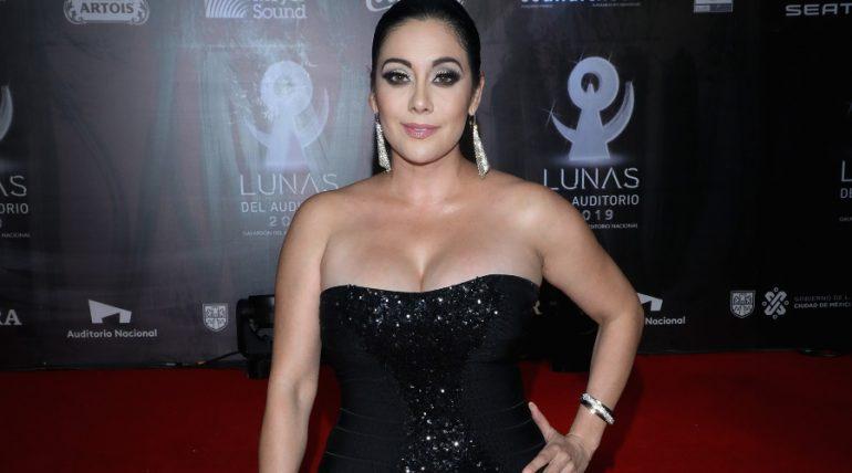 Sugey Abrego evita el quirófano con terapia holística. Foto: Getty Images