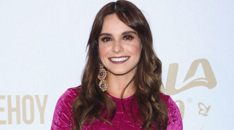 Tania Rincón presume su embarazo en bikini ¡De impacto!. Foto: Getty Images