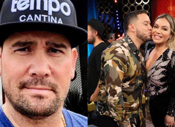 """Novio"" de Chiquis Rivera ataca a Lorenzo Méndez. Foto: Getty Images"