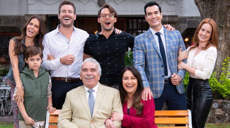 """Todo sobre la telenovela """"Vencer el Desamor"""": Historia, elenco y estreno. Foto: Televisa"""