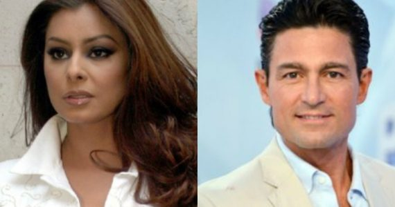 "Yadhira Carrillo reveló ""desagradable"" beso con Fernando Colunga. Foto: Archivo"