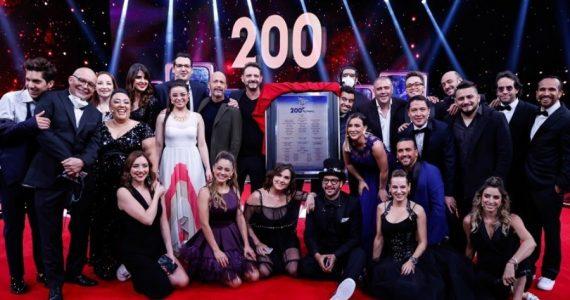 Me Caigo de Risa celebra 200 emisiones con programa especial. Foto: Cortesía Televisa
