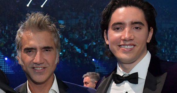 """Alex Fernández confiesa que quiere ser un papa joven como """"El Potrillo"""". Foto: Instagram"""