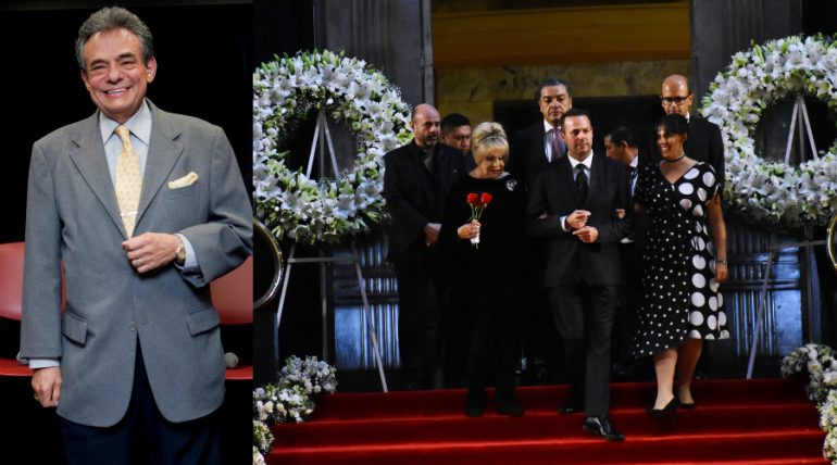 """¡Las """"Saras"""" se quedan sin nada! Anel Noreña es la heredera universal de José José. Foto: Getty Images"""