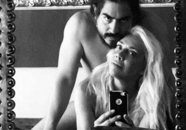 """Cynthia Klitbo defiende a su novio """"Rey Grupero"""": """"No es violador"""". Foto: Instagram"""