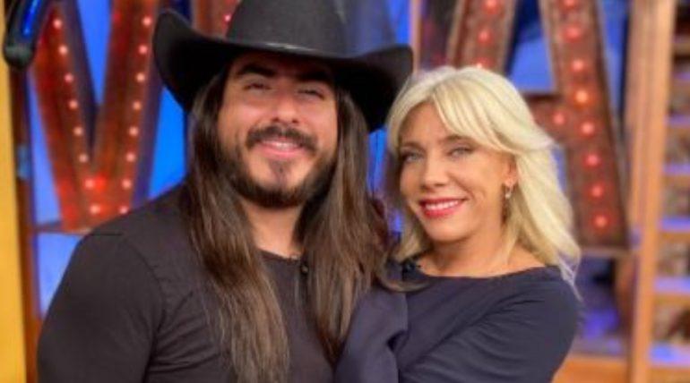 """""""Rey Grupero"""" revela que tiene el mejor sexo con Cynthia Klitbo. Foto: Venga la Alegría"""