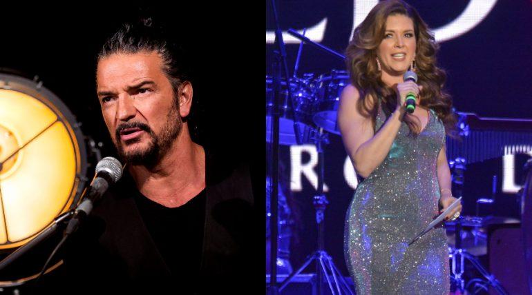 Ricardo Arjona se inspiró en Alicia Machado para componer estas canciones. Foto: Getty Images