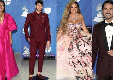 Las estrellas brillaron en la alfombra roja de los Latin Grammys 2020 ¡FOTOS!. Foto: Getty Images