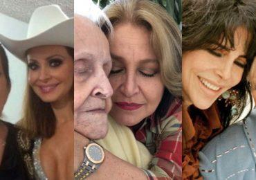Estos famosos han vivido la muerte de su madre este 2020. Foto: Instagram