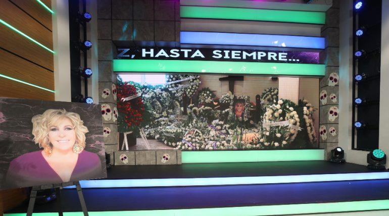 Así fue el último adiós a Magda Rodríguez ¡Descansa en paz!. Foto: José Luis Ramos