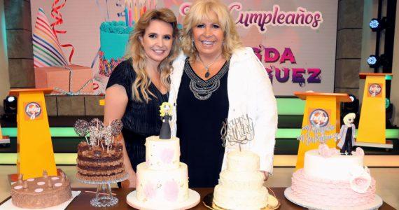 Hermana de Magda Rodríguez se queda como productora de HOY ¡Famosos celebran!. Foto: José Luis Ramos
