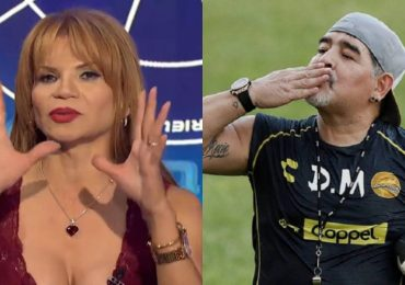 Mhoni Vidente predijo, dos meses antes, infarto de Maradona. Foto: Archivo