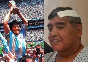 """Murió Diego Armando Maradona. """"El Pelusa"""", a los 60 años de edad. Foto: Archivo / Instagram"""
