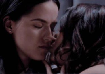 Nace amor lésbico en la telenovela Imperio de Mentiras ¡Hay revuelo!. Foto; Captura
