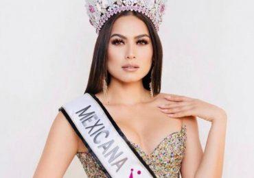Sofía Aragón no coronó a la ganadora de Mexicana Universal 2020. Foto: Instagram