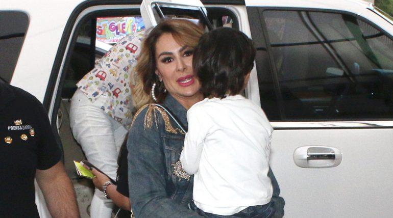 """Ninel Conde quiere embarazarse de Larry Ramos: """"Él me cuida y no me cela"""". Foto: Getty Images"""