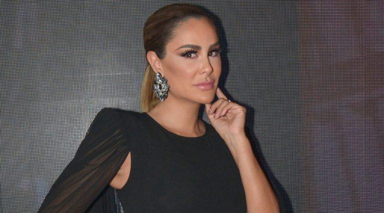 Ninel Conde no quiso pagarle su vestido de novia a Benito Santos. Foto: Getty Images