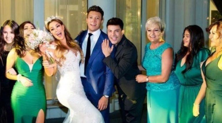 Ninel Conde no vendió boletos para su boda ¡La transmitirá Telemundo!. Foto: Instagram