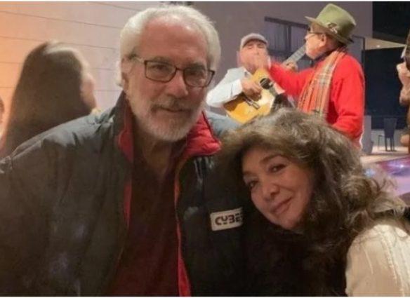 Muere la esposa de Otto Sirgo, la actriz Maleni Flores. Foto: Instagram