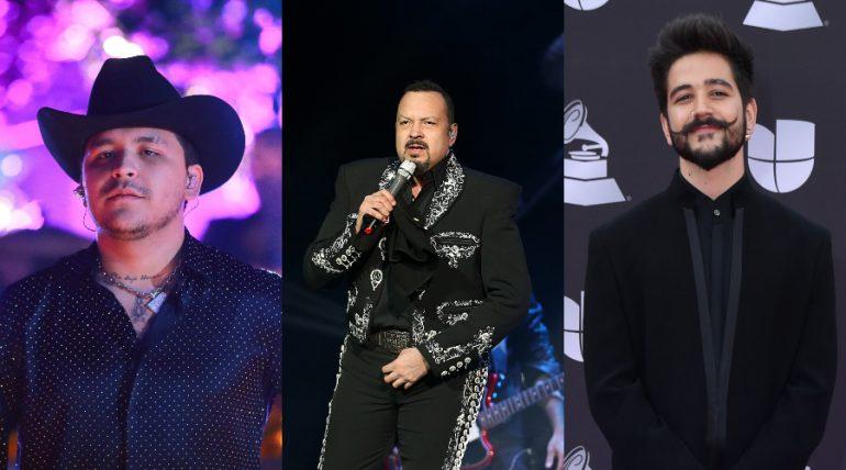 Pepe Aguilar anuncia nominados al Grammy ¡Estos son los latinos presentes!. Foto: Getty Images