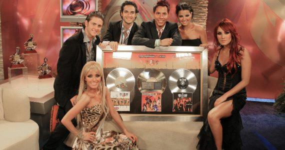 Maite y Christian lanzan nueva canción de RBD. Foto: Getty Images