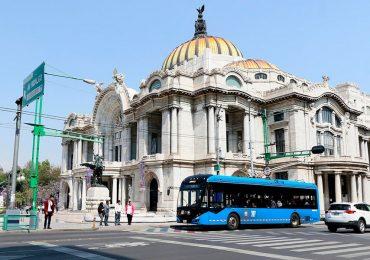 El transporte público en la CDMX se renueva