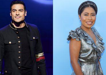 Yalitza Aparicio conducirá junto con Carlos Rivera los Latin Grammy 2020. Foto: Getty Images