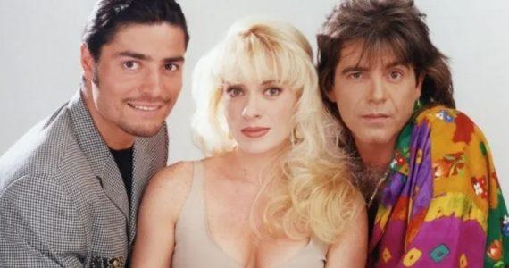 Ídolos de la música que actuaron en telenovelas. Foto: Televisa