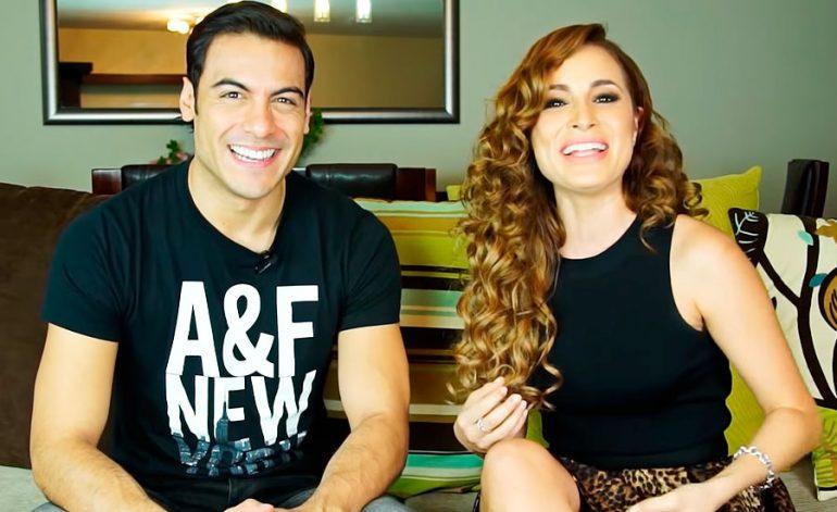 Carlos Rivera y Cythia Rodríguez