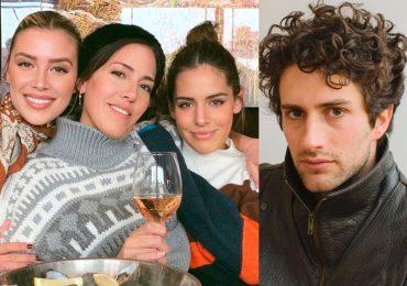 Darío Yazbek estrena romance con Camila Valero