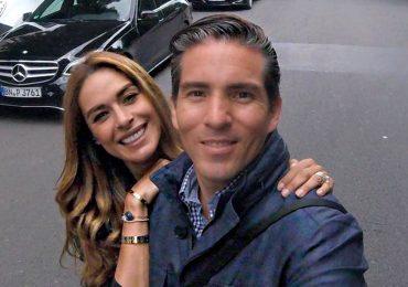 Fernando Reina y Galilea Montijo