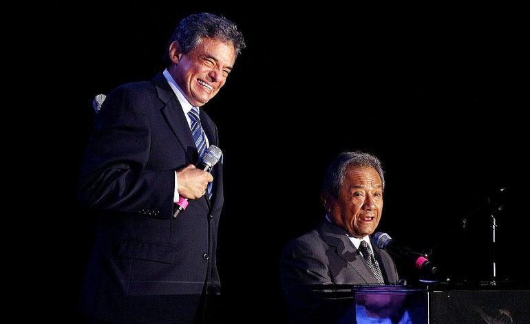 José José y Armando Manzanero