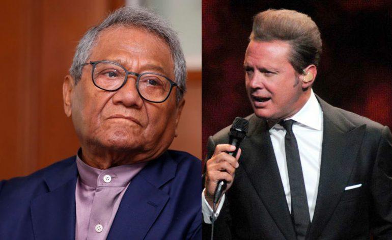 Armando Manzanero y Luis Miguel