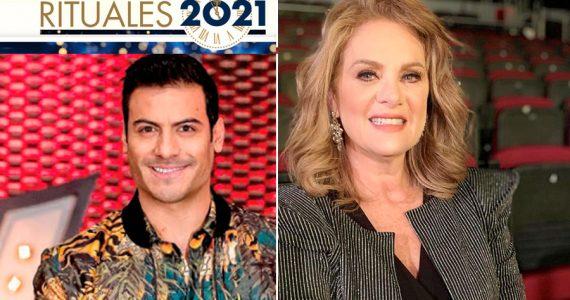 Rituales 2021 de los famosos