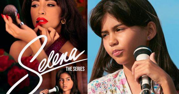 Selena, la serie. Foto: Instagram