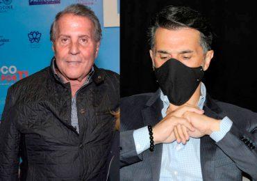 Jaime Camil Garza y Sergio Mayer