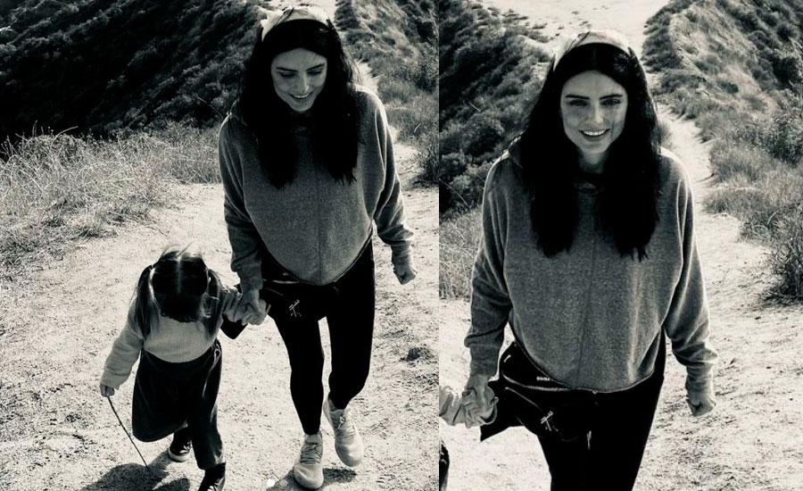 Aislinn Derbez. Foto: instagram